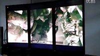 PC单机电脑游戏狂怒三联屏演示