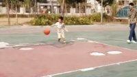 2014大年初5和舅舅打篮球