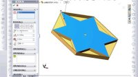 solidworks填充阵列