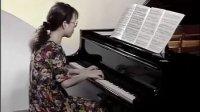 中国音协  钢琴考级 六级  贝多芬 OP49  奏 鸣曲  第一乐章