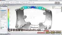 SolidWorks塑料模具设计及注塑演示-