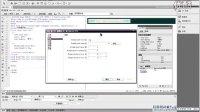 后盾网-36 dreamweaver教程CS5视频_css样式面板使用与技巧