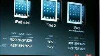 苹果发布第四代iPad及iPad mini平板电脑[都市晚高峰]