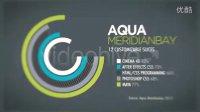 选辑45_编号:1129.专题片图表_2012年9月最新AE片头模板