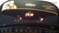 乔山tempo跑步机t33丘陵慢跑模式故障