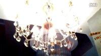 集团门市1胜】进口水晶奢华欧式蜡烛灯 复式楼别墅大厅客厅灯具