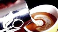 重庆百瑞斯塔咖啡培训:压纹、角度、前推。咖啡拉花教学视频