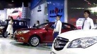 2012广州第十届国际车展 车模美女劲歌热舞 7