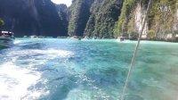 从maya bay离开pp岛