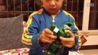 钢铁飞龙玩具六合体演示
