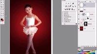 入门到精通视频教程】第二十二课44 精通平面设计:制作木偶娃娃平面广告
