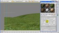 3ds Max 2009 基础教程 24.4.1 混合材质