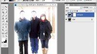 [PS]photoshop技巧200例-059 使用蒙版修补曝光过度的照片