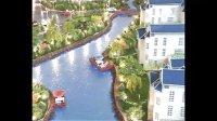 湖南工艺美院环境艺术设计系别墅景观规划模型获奖作品