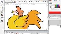 flash卡通动画设计教程4-13