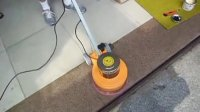 高登牌GD330洗地打蜡机 家用便携式地板抛光机(东莞立强全国总代理)