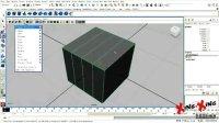 免费视频教程【影视动画专业教程】用maya创建基本几何形体(1)