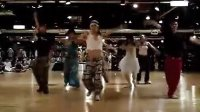 蔡依林舞娘舞蹈教学,动作绝对标准到位清晰