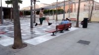 【跑酷世界】lex Segura in motion 20  Parkour