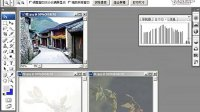 [PS]Photoshop CS3 色调均化命令的使用方法