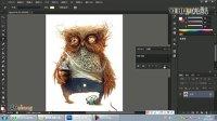 [PS]Photoshop视频教程36_标尺工具的补充与注释计数工具详解