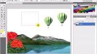[PS]photoshop ps抠图教程3.3  利用【套索工具】更改图像色彩.