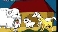 幼儿园童话成语故事《小羊和狼》