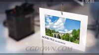 在摄影工作室展示你的照片或视频AE模板视频素材,来自西橘网