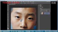 [PS]photoshop污点修复画笔工具的原创使用视频