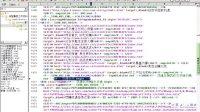 视频: www.0431cc.cn 带你一周hold住html+css 第03讲 html编辑器及body详解