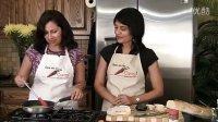 我的厨房-09: 蒜香面包 (Garlic Bread)