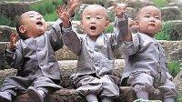 如果你心情不好你一定看看可爱的小和尚和佛教音乐_标清