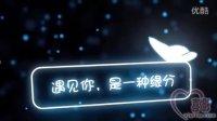 AE064浪漫蝴蝶飞婚庆片头