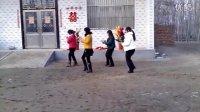 印度美女广场舞--台前李庄