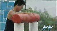 山东济南咏春拳国术馆应邀参加山东卫视《爱拼才会赢》