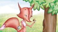 看图学说话 5、狐狸和乌鸦[风雨教学.](流畅)