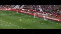 2014年2月22日英超联赛,阿森纳4-1桑德兰全场高清集锦