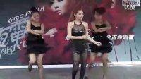 台湾热裤美女街头热舞