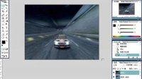 PS极品飞车游戏图片