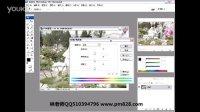 平面设计教程平面设计师速成宝典05调整色相饱和度