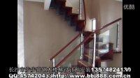 长沙楼梯,长沙玻璃扶手钢木楼梯设计和安装,长沙做楼梯的业主快联系哦!