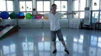 拉丁舞恰恰朗得追步教学
