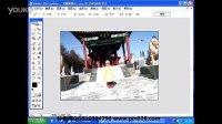 [PS]photoshop平面设计教程ps6全套 平面设计教程 矫正倾斜照片