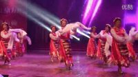 舞蹈---想西藏(顺驰太阳城艺术团演出.杨生摄)