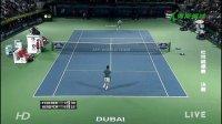 2014.03.01 杜拜男网决赛 Berduch vs Federer 博斯 HD 720P 国语