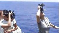 上海海事大学海上专业女生海上实习