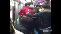 【拍客】北京地铁5号线官二代怒打地铁痴汉