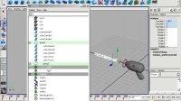 MAYA视频教程第十七章粒子动力学:射击2