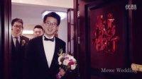 米薇婚礼宴会设计2.17万福酒店粉色渐变主题婚礼MV
