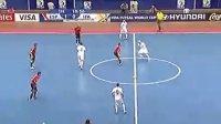 2008五人制足球世界杯半决赛西班牙VS意大利上半场